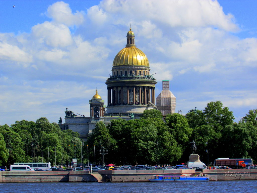 Клещи в Санкт-Петербурге
